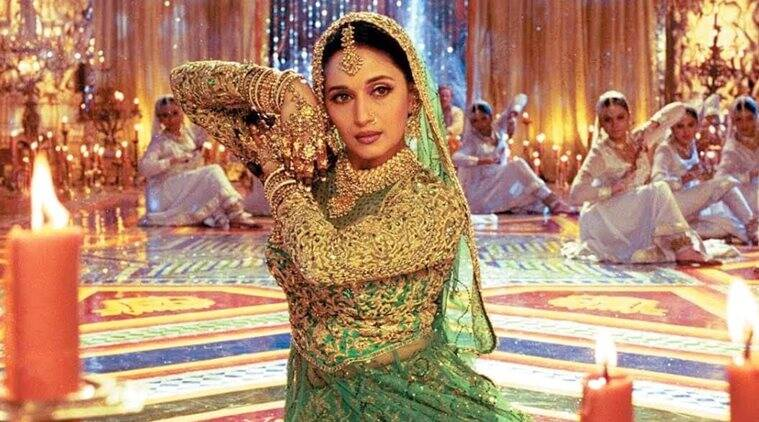 madhuri dixit dance videos