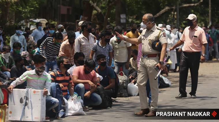 Explained: How Maharashtra police is battling Covid, what they have learnt