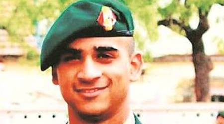 Major Anuj Sood, NDA fraternity, National Defence Academy, Wreath-laying ceremony, Pune news, Indian express news