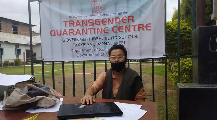 manipur quarantine centre, manipur transgender quarantine facility, india lockdown, lockdown manipur, coronavirus news, india lockdown, latest news