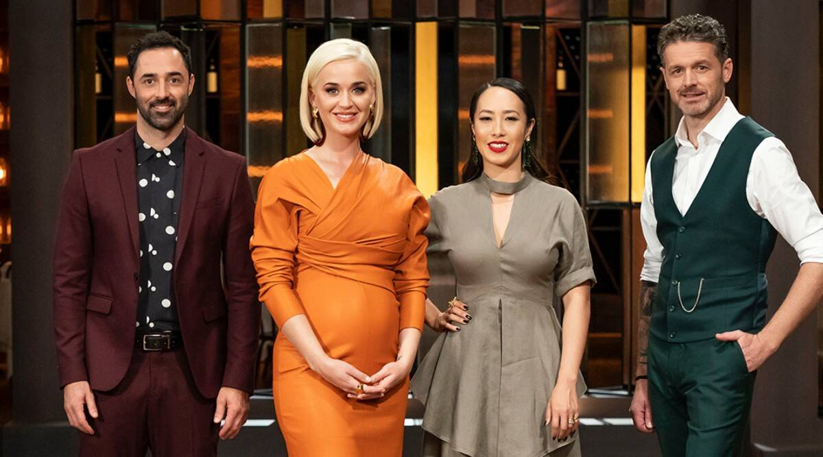 Masterchef Au Season 12 Time To Have Something Hot N Cold With Katy Perry Entertainment News The Indian Express