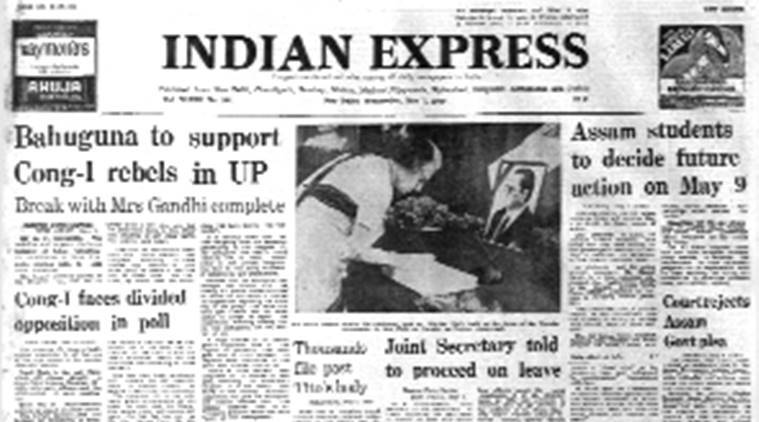 May 7, 1980, Forty Years Ago: Bahuguna's Moves