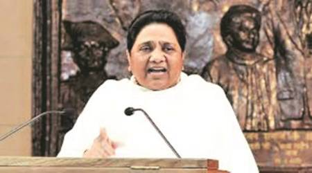 Bus row: Mayawati sides with BJP govt to slam Cong, Pilot calls it petty politics over migrants