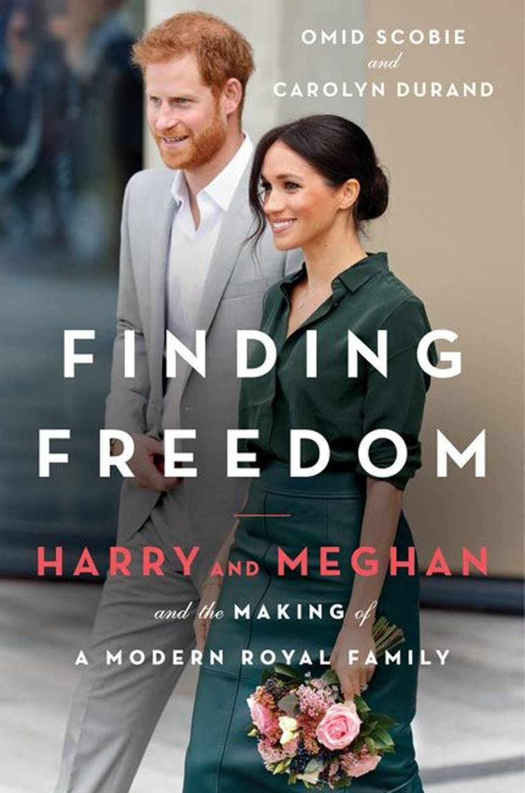 harry meghan biography