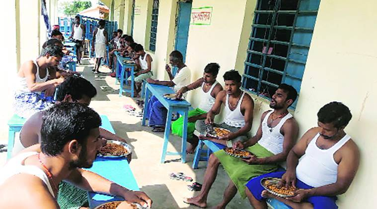 In Bihar district, 100 beds, 200 rooms in place, need ventilator & ambulance
