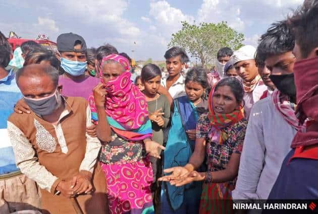 migrant labourers, migrant labourers coronavirus lockdown, India lockdown migrant labourers, migrant labourers lockdown, India news, Indian Express