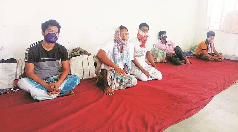 Migrant workers in Bihar's Gopalganj: 'Don't mind quarantine if it ensures safety of family'