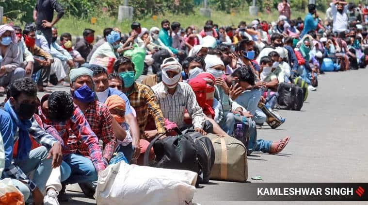 delhi migrant labourers, migrant workers delhi govt, delhi high court lockdown migrants, lockdown migrant workers, latest news