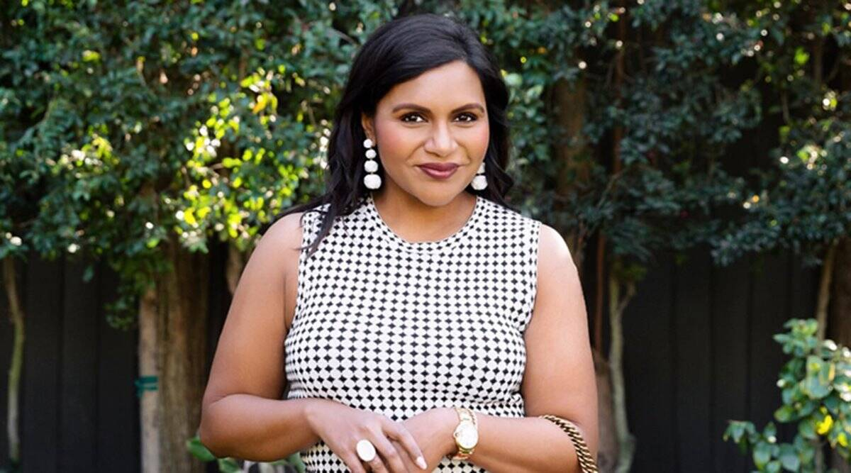 My Coming To Terms With My Indian Ness Big Part Of Never Have I Ever Mindy Kaling Entertainment News The Indian Express