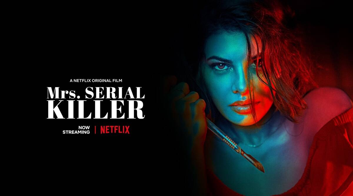 Mrs Serial Killer on Netflix India is something you just can't watch