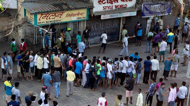 In new order, Mumbai allows only sale of essentials; liquor discontinued