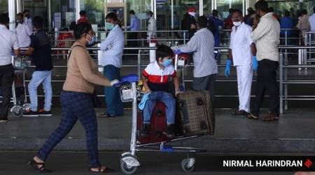 Covid-19 in Tamil Nadu: 35 flights at Chennai airport Monday, state sees 805 new cases