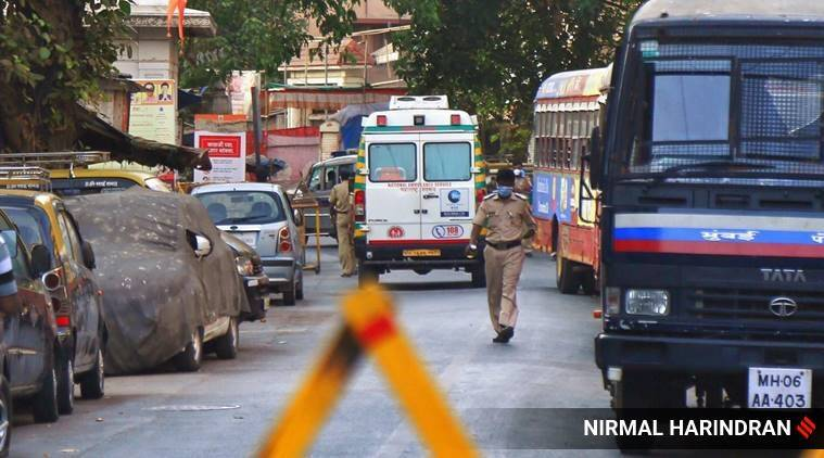 COronavirus cases, Covid 19 deaths, Mumbara lockdown, Thane news, Indian express news