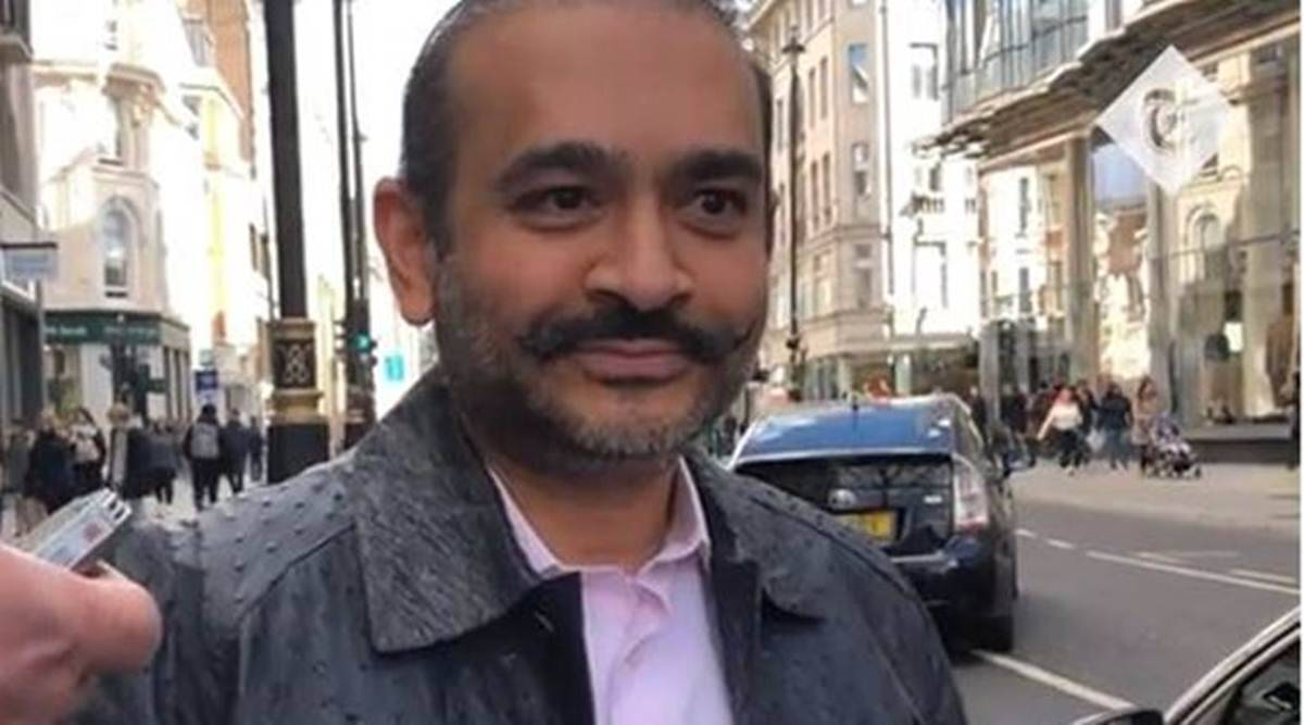 Nirav Modi, Nirav Modi case, Nirav Modi extradition, Nirav Modi money laundering case, India news, Indian Express