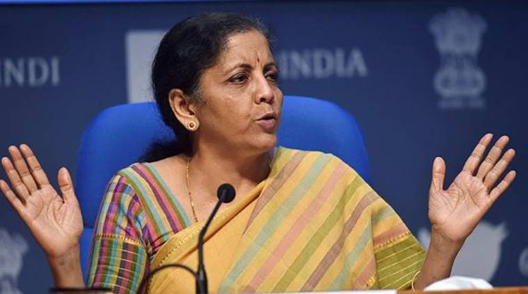 nirmala sitharaman press conference, nirmala sitharaman press conference live, nirmala sitharaman press conference live updates, nirmala sitharaman press conference updates, nirmala sitharaman press conference today, nirmala sitharaman press meet today, finance minister, finance minister speech, finance minister latest news