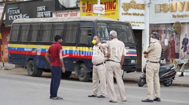 cops suspended, UP police, Lucknow news, Up news, Indian express news