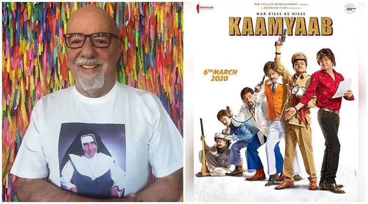 Paulo Coehlo showers praise on Shah Rukh Khan's Kaamyaab