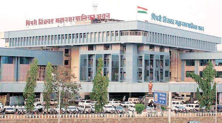 pcmc, pune illegal structures, pcmc drive against illegal structures, pune news, indian express news