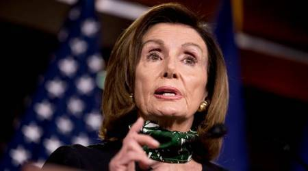 US House Republicans to sue Pelosi over remove proxy voting in pandemic