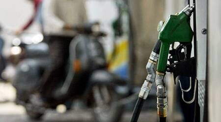 Petrol price hiked by 59 paise/litre, diesel by 58 paise in seventh consecutive increase