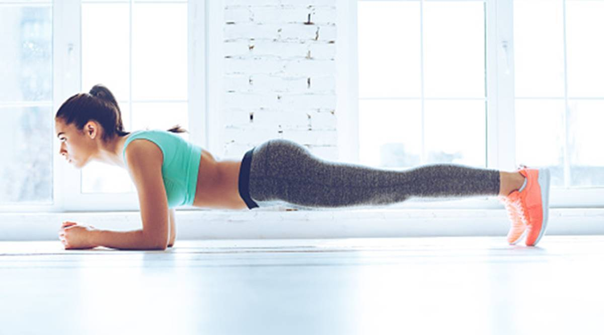 Have you tried this 3-level plank challenge? | Lifestyle News,The ...