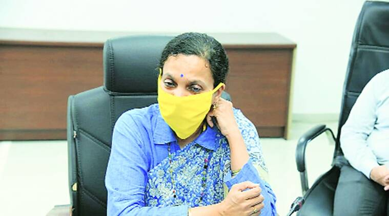 coronavirus, coronavirus in ahmedabad, india lockdown, coronavirus cases in ahmedabad, coronavirus free districts in gujarat, indian express news