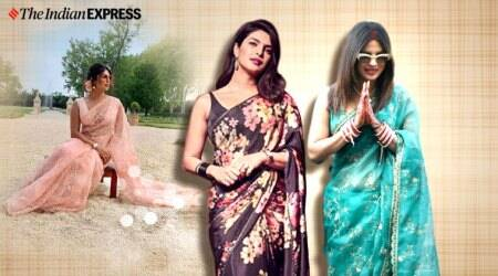 Priyanka Chopra Jonas is the perfect Sabyasachi muse; check pics