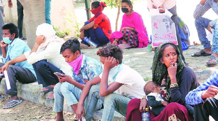 Grappling with govt rules, online forms, Panchkula migrants feel anguished, helpless