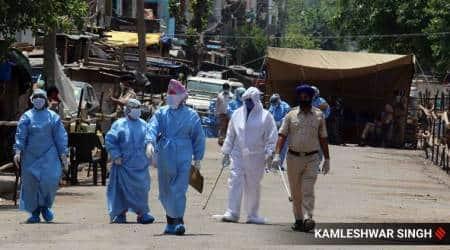 Punjab coronavirus latest updates, Punjab covid news, Punjab covid cases, Punjab covid updates, covid deaths in Punjab, indian express