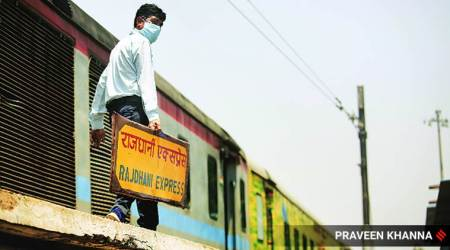 Trains starting today to run at full capacity, up to states to decide the arrival protocols