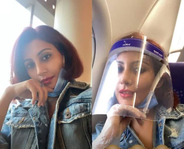 celebs in domestic flights
