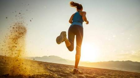 working out in summers, running, jogging, walking, working out in the heat, dos and don'ts, fitness, indian express, indian express news