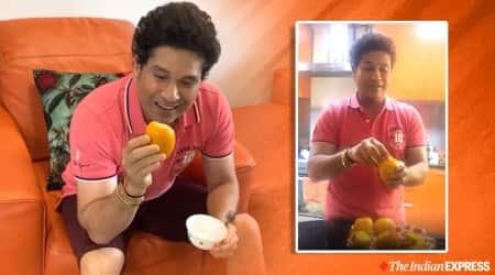 Sachin Tendulkar, mango kulfi