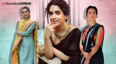 In pics: A look at Sanya Malhotra's interesting fashion choices