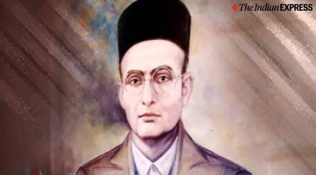Savarkar, like the RSS, refused to accept the Tricolour (at that time there used to be a charkha or spinning wheel in the middle of it) as the national flag or flag of the freedom struggle.