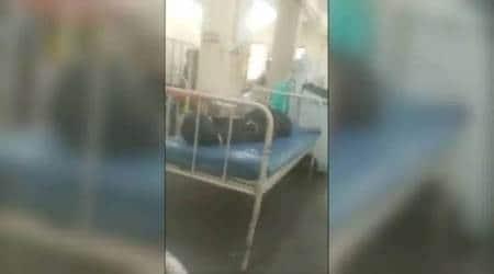 sion hospital, sion hospital dead bodies, Lokmanya Tilak Municipal General Hospital, mumbai coronavirus, covid dead bodies disposal