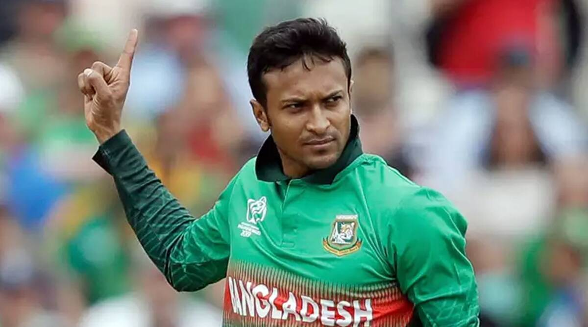 Shakib Al Hasan gets death threat for attending puja in Kolkata, apologises | Sports News,The Indian Express