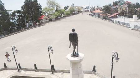 Suffering in Shimla: those dependent on tourist flow