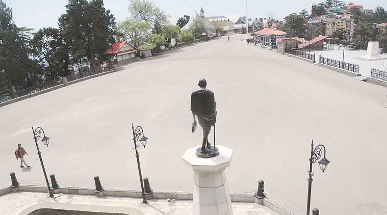 Himchal Pradesh relaxes ban on entry of tourists