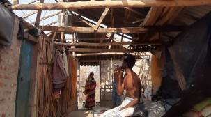 Cyclone Amphan, Cyclone Amphan West Bengal, West Bengal Cyclone Amphan, Cyclone Amphan Sunderbans, Sunderbans Cyclone Amphan, India news, Indian Express