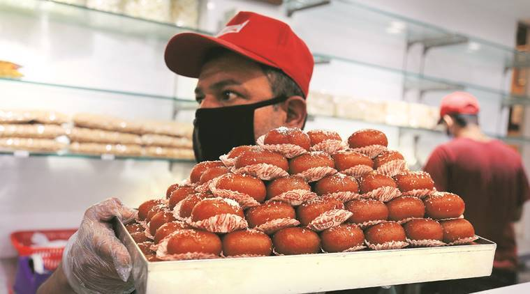 Eateries reopen to handful of orders; home delivery the new norm