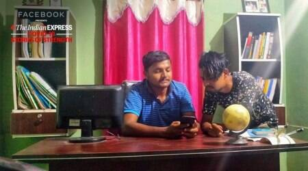 In Assam, 'one-man call centre' for stranded migrants