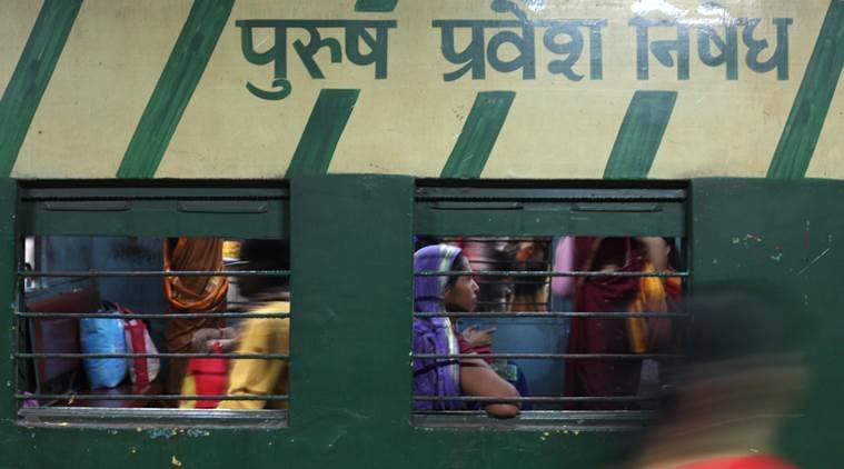 coronavirus, india lockdown, mental illness, mentally ill women reunites with family, railways help women to reunite with family, indian express news
