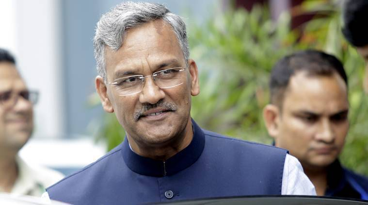 Trivendra Singh Rawat interview, Uttarakhand coronavirus, Uttarakhand Covid situation, Trivendra Rawat on migrants, covid-19 uttarakhand, covid-19 uttarakhand cases, covid-19 uttarakhand deaths, covid-19 uttarakhand recovered, uttarakhand migrant workers, uttarakhand news, indian express news