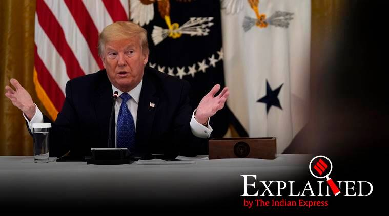 Trump threatens to permanently freeze WHO funding: How much does US pay the body?