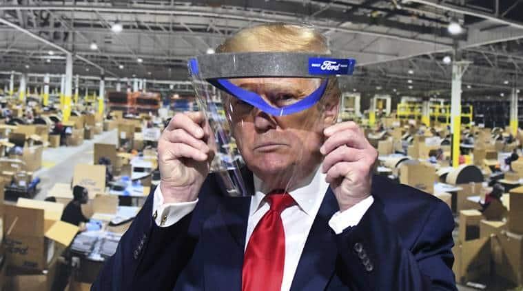 Michigan Ford plant, Michigan floods, Michigan flooding, floods in Michigan, Michigan floods Trump, Michigan floods Donald Trump, World news, Indian Express