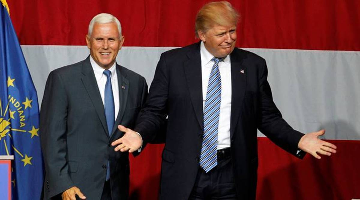 Donald Trump, Mike Pence, Republican National Convention 2020