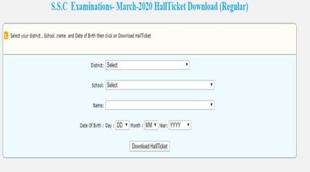 TS SSC admit card 2020, bse.telangana.gov.in, telangana class 10 hall ticket, ts ssc hall ticket download link, Directorate of Government Examination, education news