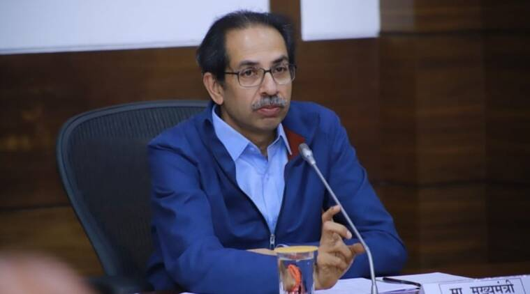 Uddhav Thackeray, Online education, academic session, Maharashtra news, Indian express news