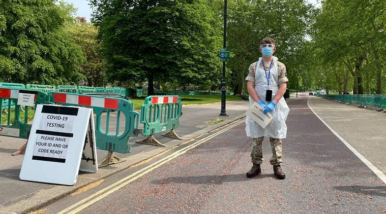 uk unemployment, covid-19 pandemic, britain news, Office of National Statistics , britain news, indian express